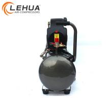 Tragbarer Luftkompressor LeHua 220V 2hp mit Behälter von 20L