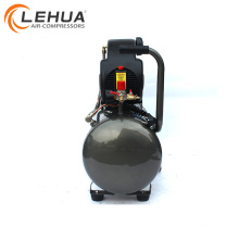 LeHua 220V 2hp compressor de ar portátil com tanque de 20L