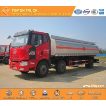 FAW 6X2 22500L oil carrier truck hot sale