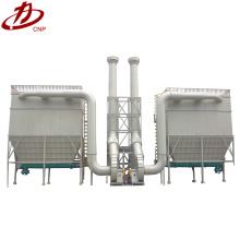 filtro de ar de alta temperatura do saco de Nomex / PPS da coleção de poeira da alta qualidade