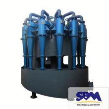 Chine Principaux fabricants d'équipement minier hydrocyclones design