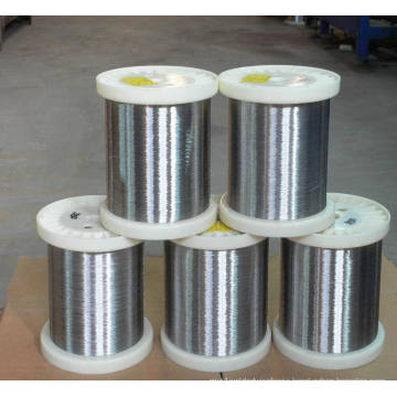 0.7mm-0.12mm Ss Stainless Steel Scourer Wire