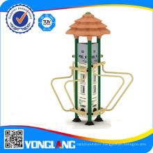 Galvanized Pipe Body Building Equipment