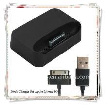 NOUVEAU Chargeur de station de synchronisation Premium pour station d'accueil Apple iPhone4 4G 4S