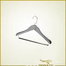 Brown Wooden Clothes Hanger for Hotel