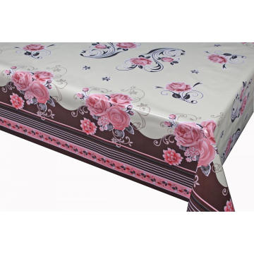 Housses de table ajustées imprimées Pvc Ft Table Runner