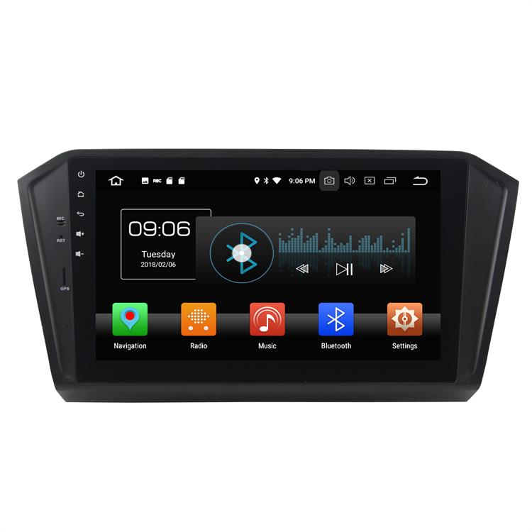 Android 8.0 auto stereo for Passat 2016 (1)