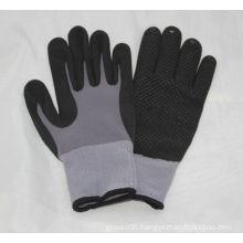 15g Spandex Nitrile DOT Glove, Ce Glove
