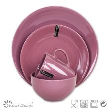 Набор многоцветных 16PCS посуды из каменной керамики