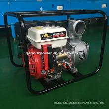 Wasser-Pumpen Typen 2inch 3inch 4inch elektrische Start Wasserpumpe mit OEM-Service