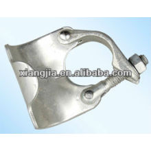 EN74 / BS1139 Bristish Drop Andamio forjado Putlog Clamp / Single Coupler