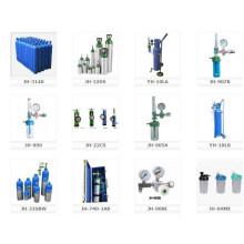Medical Oxygen Cylinders, Oxygen Regulators