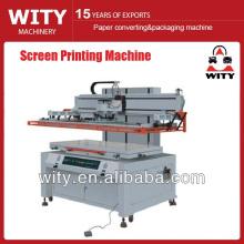 Máquina de impresión de pantalla vertical