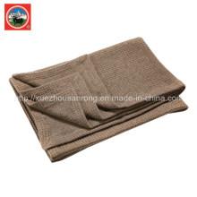 Yak Wool Pieapple Couverture / Cachemire / Camel Wool Fabric / Textile / Literie / Draps