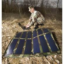 Army Solar Power Supply System Electricity Solution