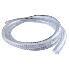 "1′-4"" Food Grade TPU Steel Wire Reinforced Hose"