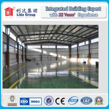 Almacén ligero de la marca de fábrica de Lida por la sección de H Acero