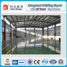 Lida Brand Light Steel Warehouse par H Section Steel