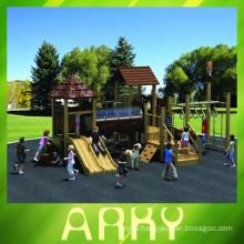 Safe Playground equipment-baby land kindergarten outdoor play equipment