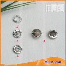 Moda Pearl cinco Paws botão Snap / Gripper MPC1005