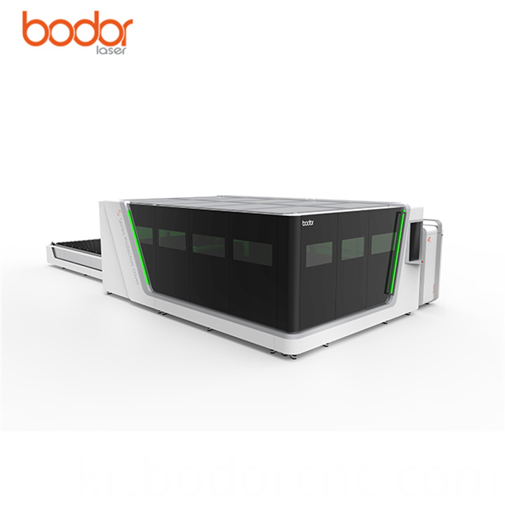 Bodor laser cutting machine