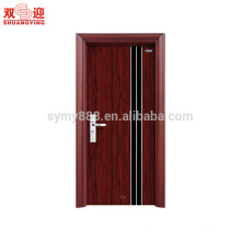 Ghana steel door made with 0.6 / 0.8 / 1.0 mm Hot galvanizing rolled steel sheet