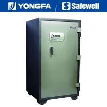 Yongfa 137 cm Höhe Ale Panel Elektronische Feuerfest Safe mit Griff