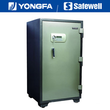 Yongfa 137cm Height Ale Panel Electronic Fireproof Safe with Handle
