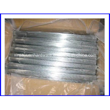 Galvanized Straight Cutted Wire/Galvanized Iron Tie Wire