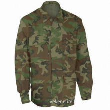 Camouflage, made of 100% cotton, BDU