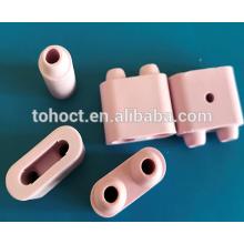 Al2O3 alumina zirocnia Ceramic Neck Heated Beads