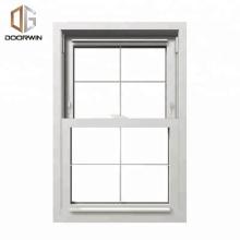 Fabricación de puertas de aluminio, ventanas, ventanas de doble ventana del fabricante para la venta