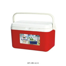 Портативная Коробка 4L пластичный охладитель, Коробка охладителя еды, Коробка охладителя