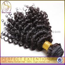 Lojas on-line chinesas Grau 6a Afro Kinky Curly Mongolian Hair