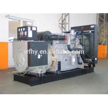 3 Phase 500KVA Diesel Generator Angetrieben durch Wudong Motor