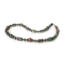 Hematite Gemstone necklace