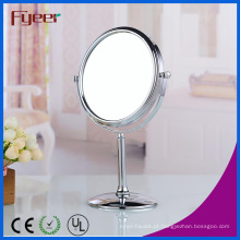 Fyeer Moda Double Side Volume de Negócios Espelho Mesa de Pé Livre (M5108)