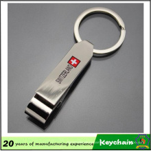 Wholesale Customized Your Own Logo Metal Blank Keychain