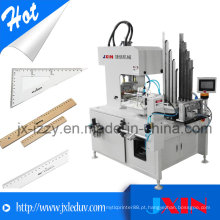 Máquina rotativa automática rotativa de tela de seda