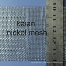 Ni1, Ni2, Ni3 Nickel Weave Mesh de haute qualité pour batterie ----- 30 ans d'usine
