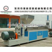 Machine de recyclage de plastique DEKE Waste DKSJ-140A / 125