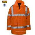 Vis à haute protection veste Oxford imperméable à l'eau