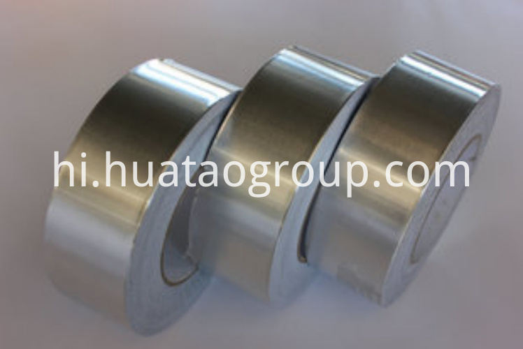 single side anticorrosion aluminum tape