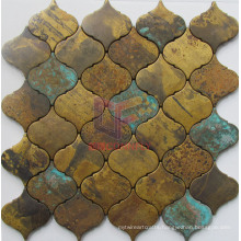 Lattern Shape Copper Made Mosaic Tile (CFM1084)