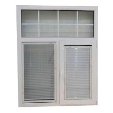 Persianas de vidro internas de PVC