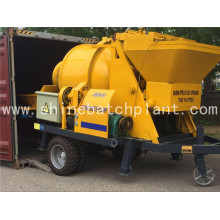 Popular Concrete Mixer Pump