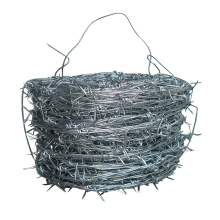 Professional supplier  military hot dipped galvanized  stainless steel  barbed wire roll of barbed wire price