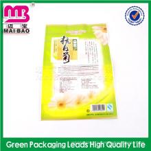 Пользовательские производитель зеленый чай вакуумной упаковки пакетов