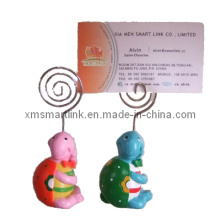 Resin Turtle Decoration Card Holder Crafts