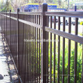плоский верхний забор / алюминиевый ограждать бассеина плоской верхней части типа